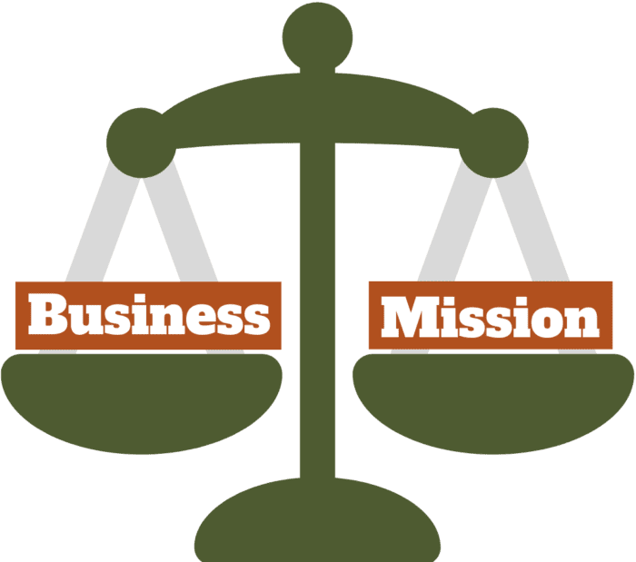 Balancing Business and Mission in Social Entrprise